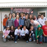 Sen. Lisa Murkowski met with youth at the 2011 Alaska Tobacco Control Alliance Summit in Palmer