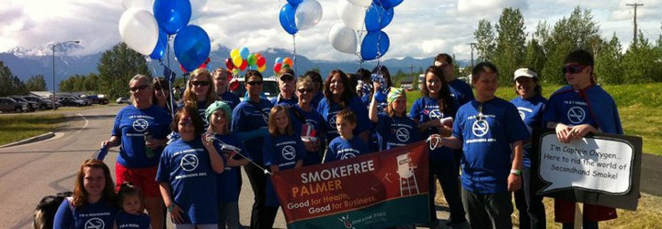 Join the smokefree movement!