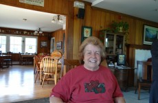 Janet Kincaid, Colony Inn Café