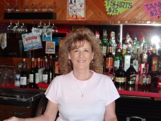 Mary Lou, Palmer Bar owner